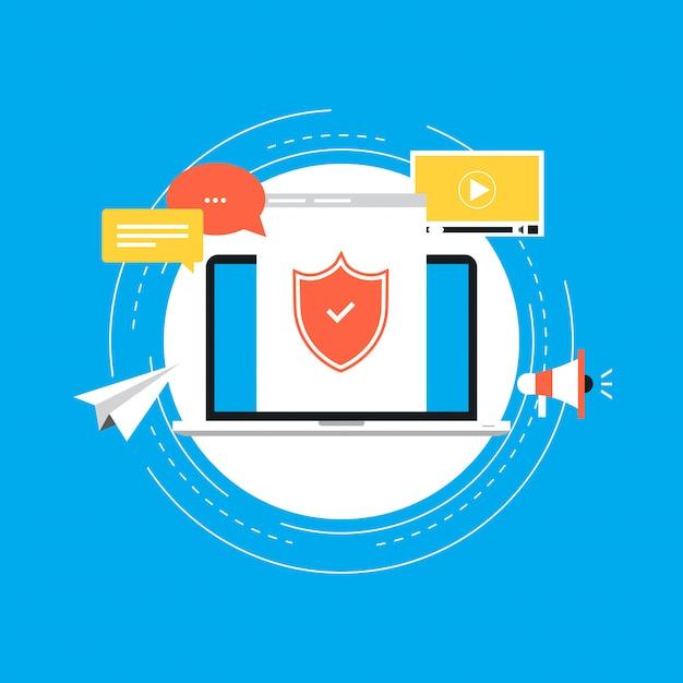Segurança e Privacidade nos Meios Digitais