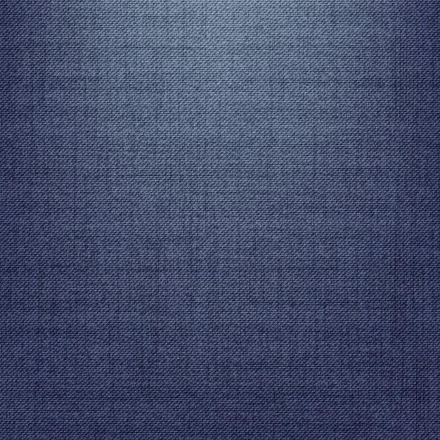 Jeans fundo da textura Vetor grátis