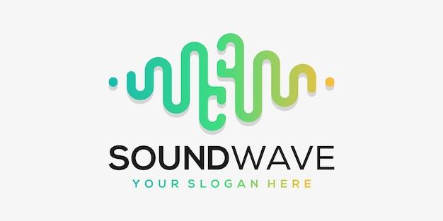 Letra s com pulso. elemento acorde. modelo de logotipo música eletrônica, equalizador, loja, música de dj, boate, discoteca. Vetor Premium