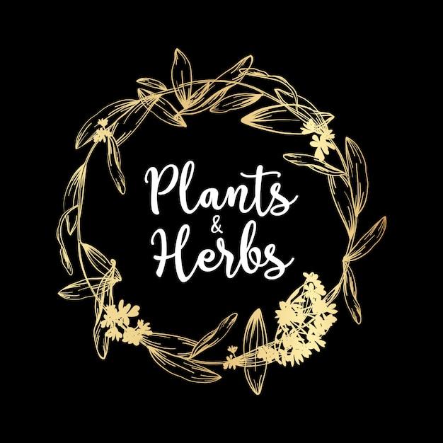 Lindo fundo floral. elemento para cartão de design ou convite Vetor grátis