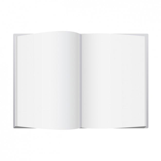 Livro branco | Baixar vetores grátis