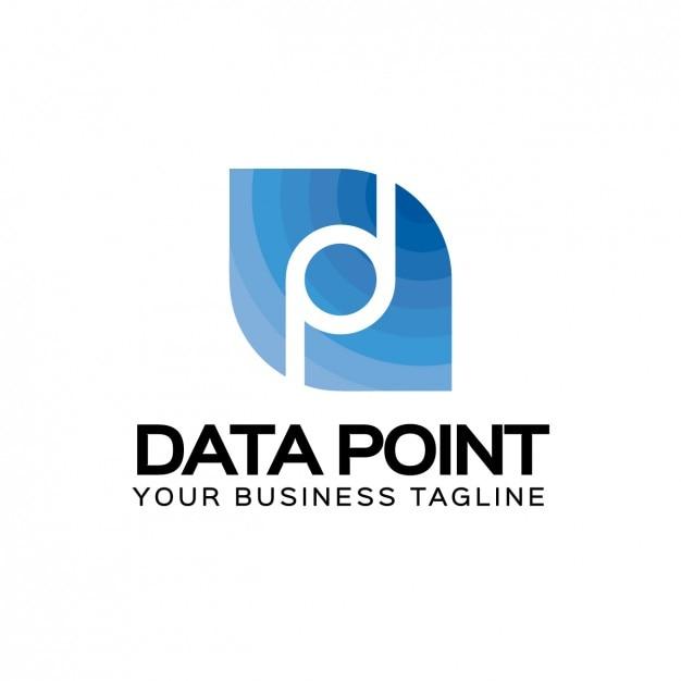 Logo ponto de dados da empresa baixar vetores gr tis for Logo de empresa gratis