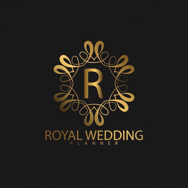 Logo premium luxury Vetor Premium