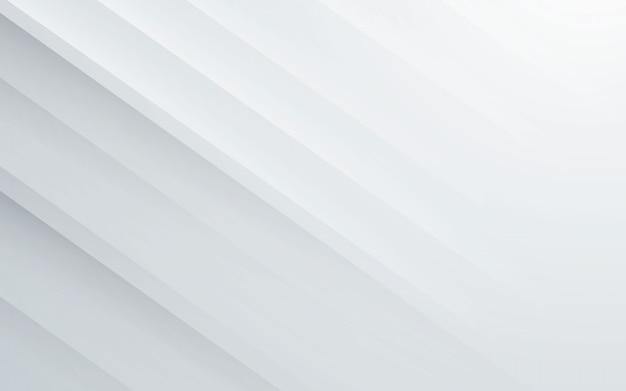 Luz de fundo prateado abstrato Vetor Premium