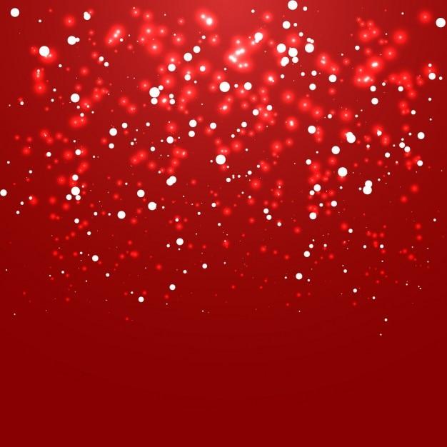 Luzes Em Um Fundo Vermelho Do Natal Baixar Vetores Gr 225 Tis
