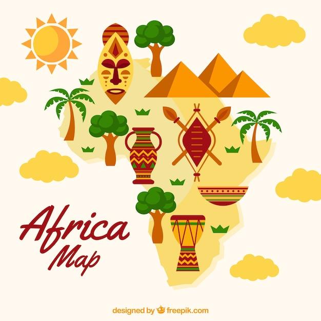 Paises Da Africa Descubra Quem Faz Parte Da Africa Toda Materia
