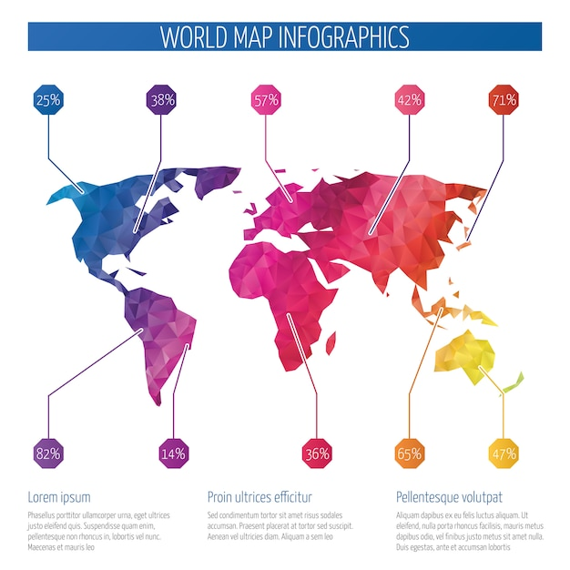 ab3f4e8dada Mapa do mundo de origami