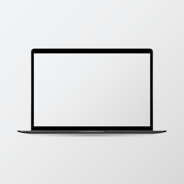 Maquete do dispositivo digital Vetor grátis