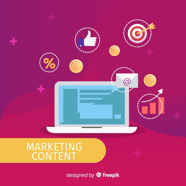 Marketing Vetor grátis