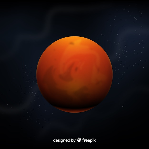 Marte Vetor grátis