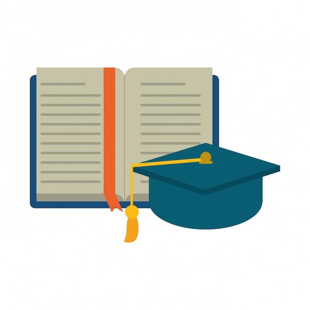 Material escolar e educacional Vetor Premium