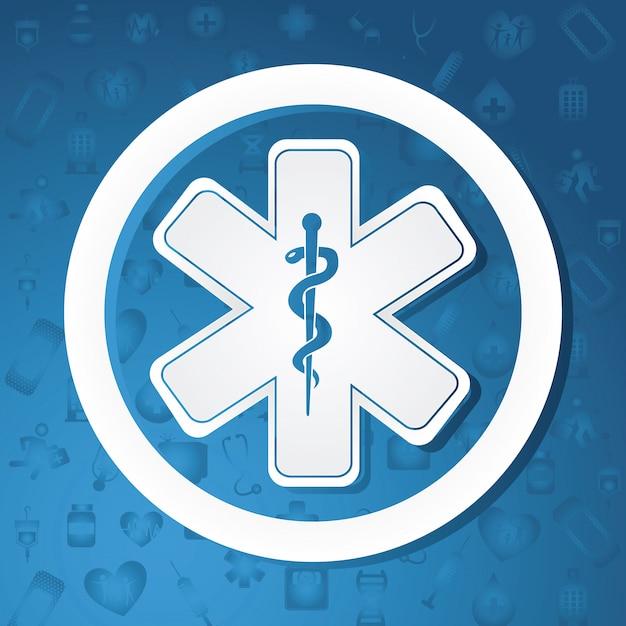 Médico Vetor Premium