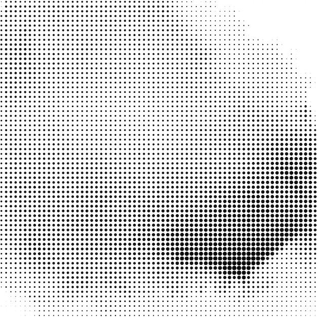 Meio-tom preto abstrato elegante fundo Vetor grátis