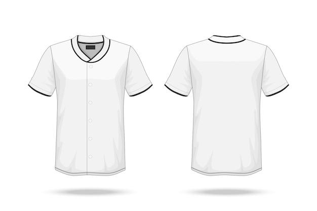 8dab317475 Mockup da camisa do basebol t da especificação | Baixar vetores Premium