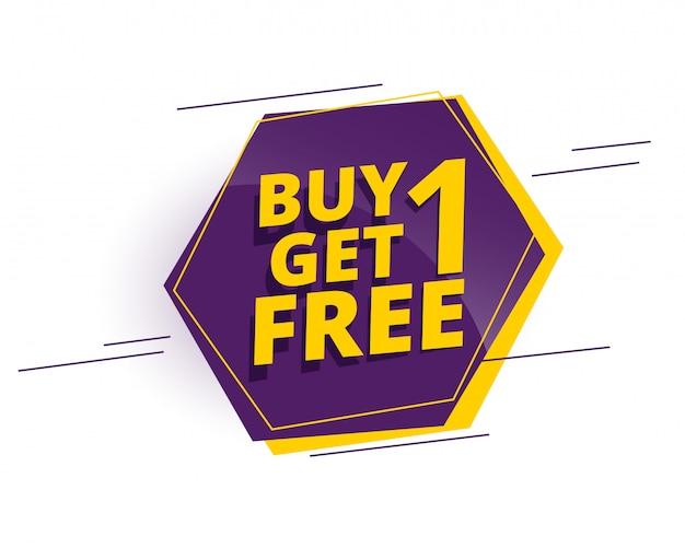 Modelo de banner comercial com detalhes da oferta Vetor grátis