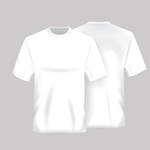 40b7cb19b7 Modelo de camisa branca