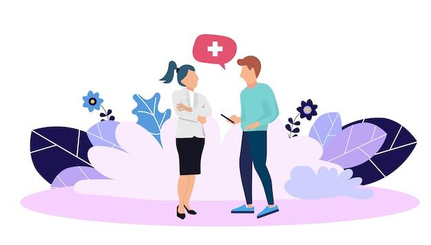 Modelos de design de página da web para seguro de saúde Vetor Premium