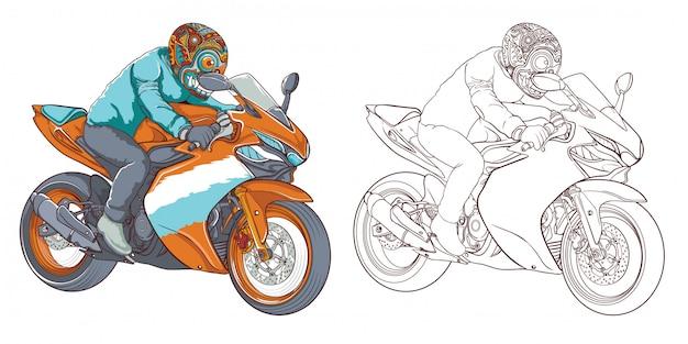 Desenho Motos Baixe Vetores Fotos E Arquivos Psd Gratis