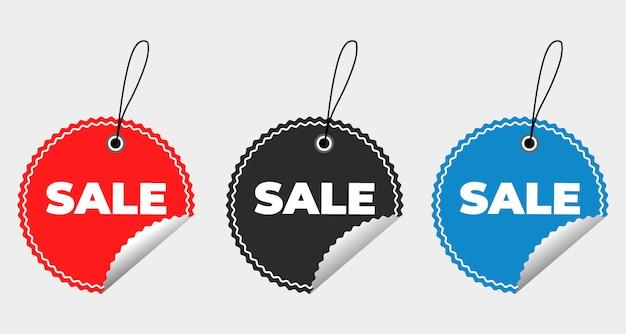 Oferta especial de venda e preços Vetor Premium