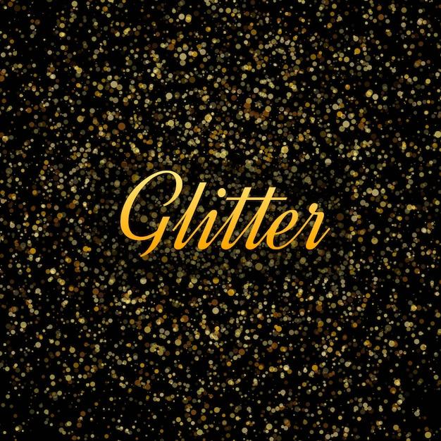 Ouro abstrato reluz fundo brilhante Vetor grátis