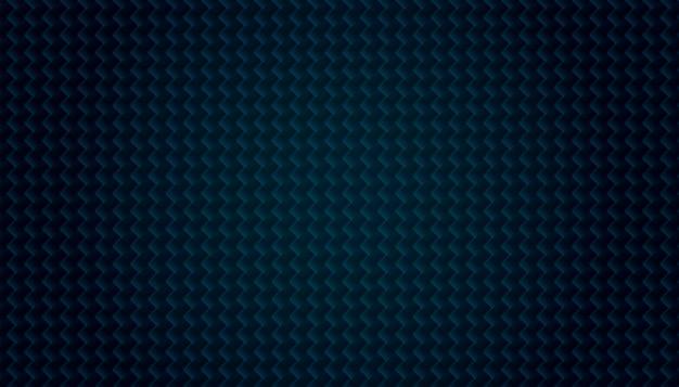 Padrão de textura abstrata fibra de carbono azul escuro Vetor grátis
