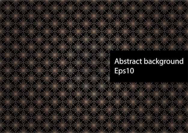 Padrão geométrico abstrato Vetor Premium