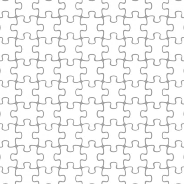 Padrão partes do enigma Vetor grátis