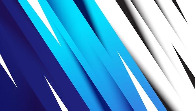 Papel cortado fundo com faixa diagonal Vetor grátis