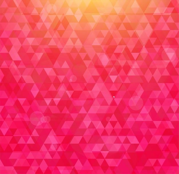 Papel de desenho abstrato octagon textura poligonal Vetor Premium