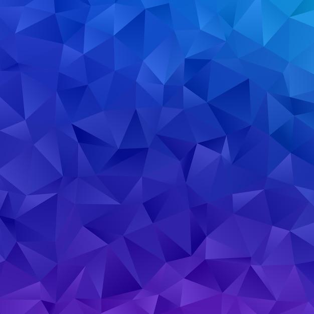 Papel de parede abstrato. padrão geométrico de polígono. Vetor Premium