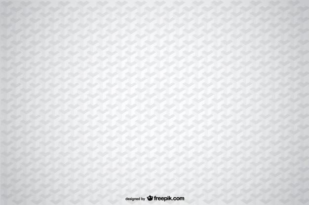 Perfeita ilusão 3d fundo geométrico Vetor grátis