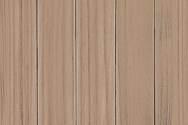 Piso de madeira clara Vetor grátis