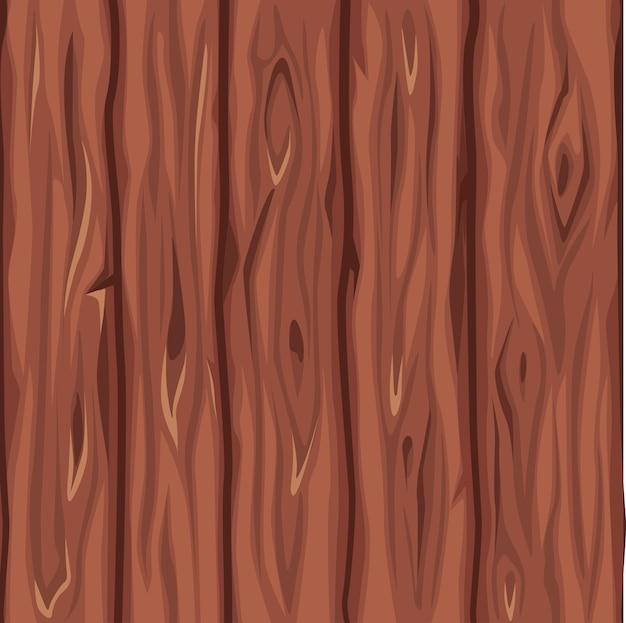 Placa vermelha antiga de textura de madeira Vetor Premium