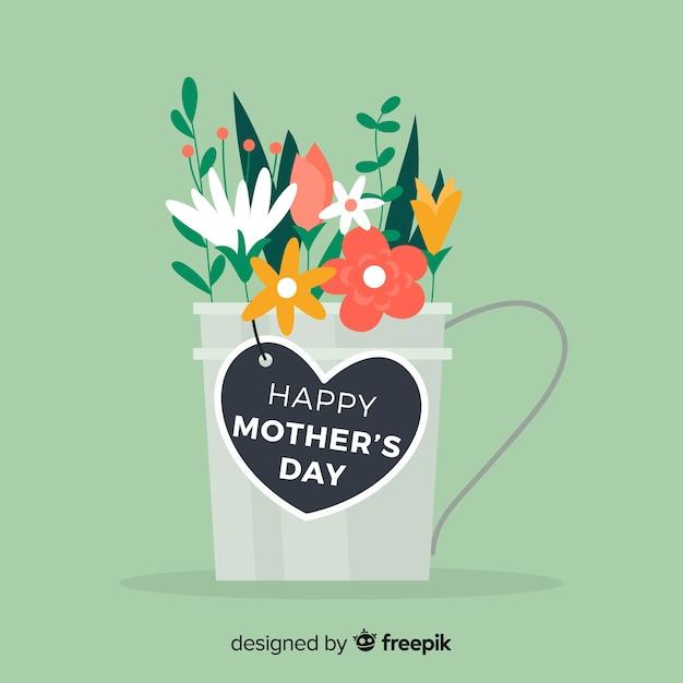 Plano de fundo do dia da mãe Vetor grátis