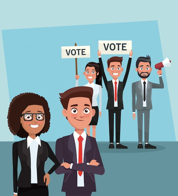 Resultado de imagem para politicos desenhos