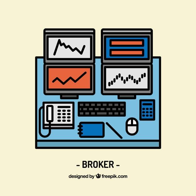 Os melhores brokers forex