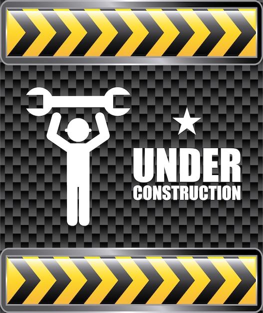 Projeto de construção Vetor grátis