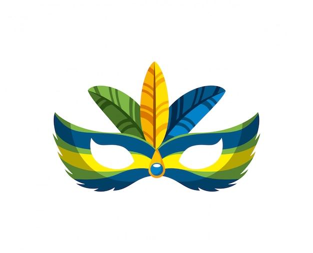 Projeto de cultura brasileira Vetor Premium