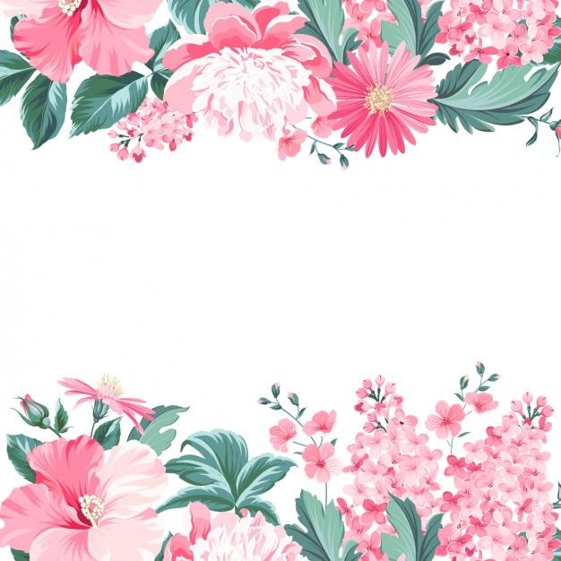 Best 25 Flower Desktop Wallpaper Ideas On Pinterest: Projeto Floral Do Fundo