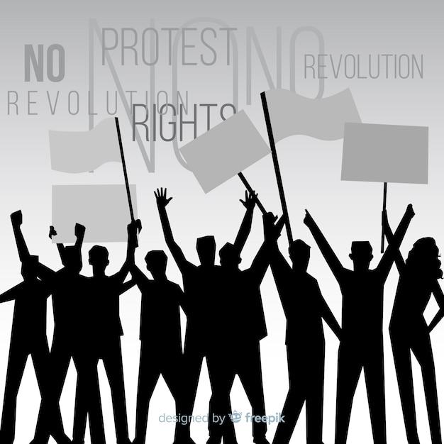 Revolução Vetor grátis