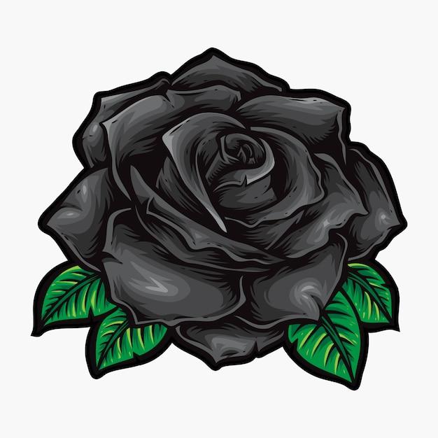 Rosas Pretas Baixe Vetores Fotos E Arquivos Psd Gratis