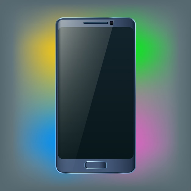 Smartphone Vetor Premium