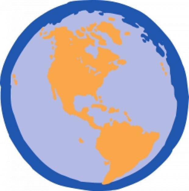 Terra Vetor grátis