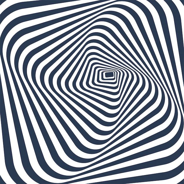 Teste padrão geométrico abstrato com linhas de zig zag Vetor grátis