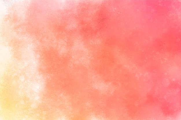 Textura aquarela de fundo Vetor grátis
