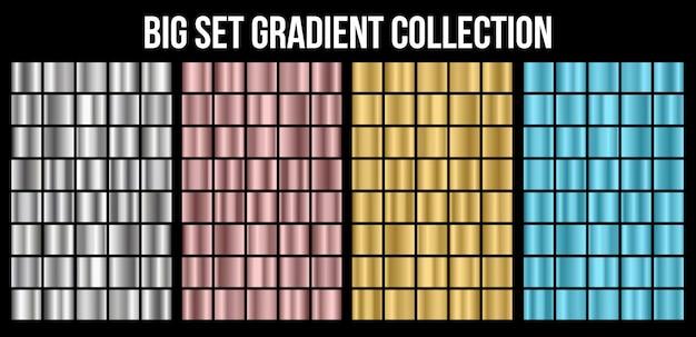 Textura de coleta de gradiente Vetor Premium