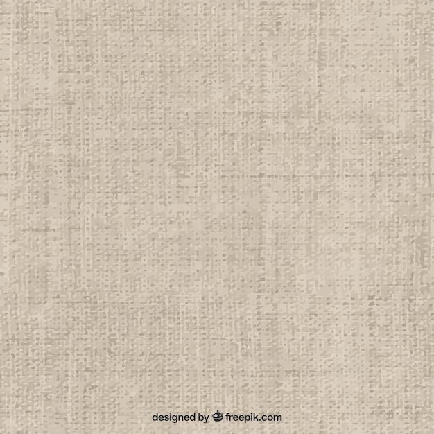Textura de linho Vetor grátis