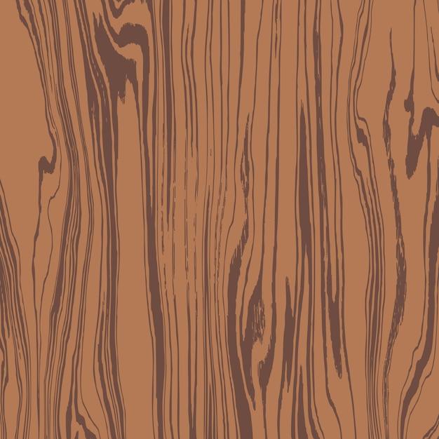 Textura de madeira grunge Vetor grátis