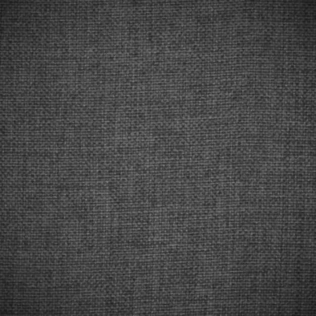 Textura de tecido escuro Vetor grátis