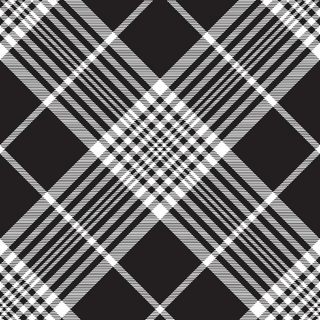 Textura de tecido sem costura escuro Vetor Premium